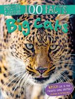 100 Facts Big Cats Pocket Edition (Paperback)