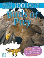100 Facts Birds of Prey Pocket Edition (Paperback)