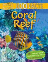 100 Facts Coral Reef Pocket Edition (Paperback)
