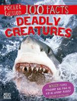 100 Facts Deadly Creatures Pocket Edition (Paperback)