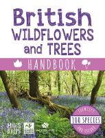 British Wildflowers and Trees Handbook (Paperback)