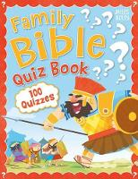 Family Bible Quiz Book (Paperback)