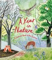 Year in Nature: A Carousel Book of the Seasons, A:A Carousel Book (Hardback)