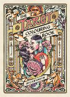 Tarot Colouring Book: A Personal Growth Colouring Journey (Paperback)