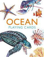 Ocean Playing Cards - Magma for Laurence King