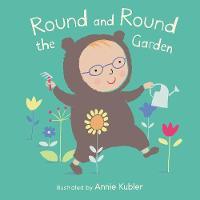 Round and Round the Garden - Baby Board Books (Board book)