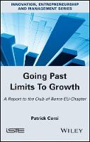 Going Past Limits To Growth: A Report to the Club of Rome EU-Chapter (Hardback)