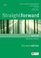 Straightforward split edition Level 4 Teacher's Book Pack A