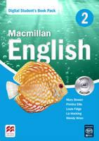 Macmillan English Level 2 Digital Student's Book Pack
