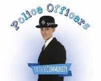 Police Officers - In Our Community (Hardback)