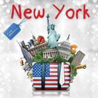 New York - A City Adventure In (Hardback)