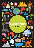 Continents - Infographics (Hardback)
