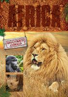 Africa - Endangered Animals (Hardback)