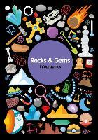 Rocks & Gems - Infographics (Hardback)
