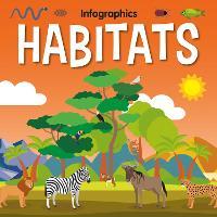 Habitats - Infographics (Hardback)