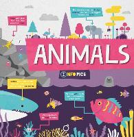Animals - InfoPics (Hardback)