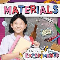 Materials - My First Experiments (Hardback)
