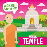 At the Temple - Worship With Me (Hardback)