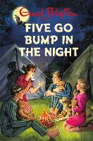 Five Go Bump in the Night (Hardback)
