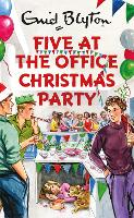 Five at the Office Christmas Party (Hardback)