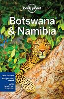 Lonely Planet Botswana & Namibia - Travel Guide (Paperback)