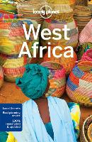 Lonely Planet West Africa - Travel Guide (Paperback)