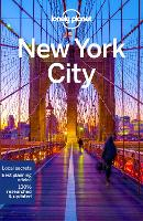 Lonely Planet New York City - Travel Guide (Paperback)