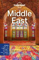 Lonely Planet Middle East - Travel Guide (Paperback)