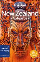 Lonely Planet New Zealand - Travel Guide (Paperback)