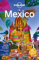 Lonely Planet Mexico - Travel Guide (Paperback)
