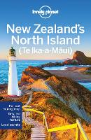 Lonely Planet New Zealand's North Island - Travel Guide (Paperback)