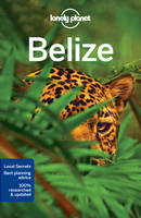 Lonely Planet Belize - Travel Guide (Paperback)