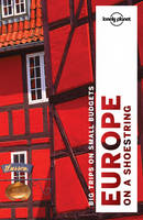 Lonely Planet Europe on a shoestring - Travel Guide (Paperback)