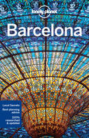 Lonely Planet Barcelona - Travel Guide (Paperback)