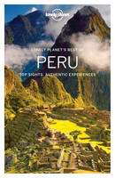 Lonely Planet Best of Peru - Travel Guide (Paperback)