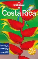 Lonely Planet Costa Rica - Travel Guide (Paperback)
