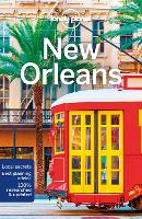 Lonely Planet New Orleans - Travel Guide (Paperback)