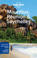 Lonely Planet Mauritius, Reunion & Seychelles - Travel Guide (Paperback)