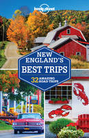 Lonely Planet New England's Best Trips - Travel Guide (Paperback)