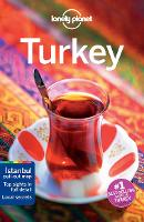 Lonely Planet Turkey - Travel Guide (Paperback)