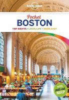 Lonely Planet Pocket Boston - Travel Guide (Paperback)