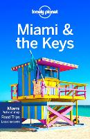 Lonely Planet Miami & the Keys - Travel Guide (Paperback)
