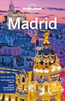 Lonely Planet Madrid - Travel Guide (Paperback)
