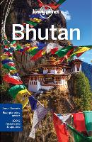 Lonely Planet Bhutan - Travel Guide (Paperback)