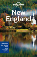 Lonely Planet New England - Travel Guide (Paperback)