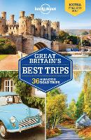 Lonely Planet Great Britain's Best Trips - Travel Guide (Paperback)