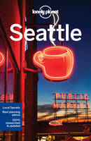 Lonely Planet Seattle - Travel Guide (Paperback)