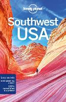 Lonely Planet Southwest USA - Travel Guide (Paperback)