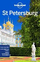 Lonely Planet St Petersburg - Travel Guide (Paperback)