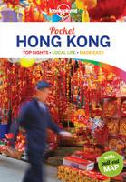 Lonely Planet Pocket Hong Kong - Travel Guide (Paperback)